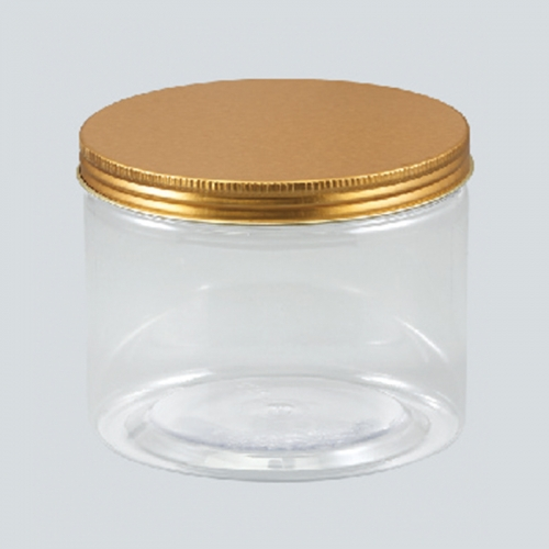 725ml plastic jar with lid,PET bottles,food grade plastic container for foods and juice take away