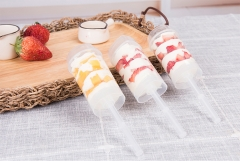 Clear Push-Up Cake Pop Shooter Push Pops